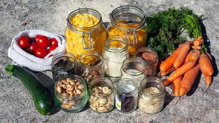 Alimentos ecológicos por la salud y el planeta